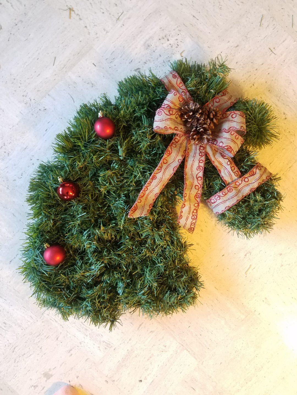 Christmas Wreath Charis Ranch